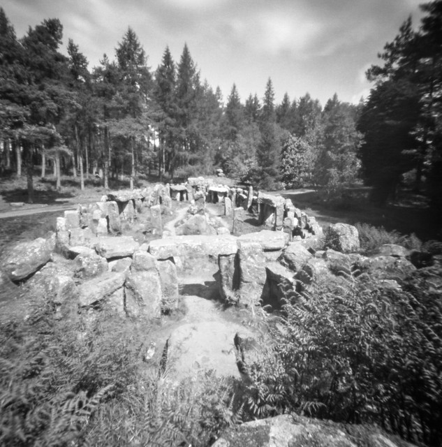 The Druids Temple, North Yorkshire