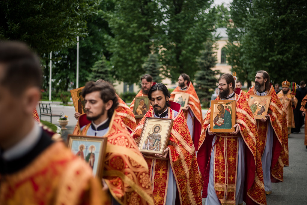 25-26 мая 2019, Неделя 5-я по Пасхе, о самаряныне / 25-26 May 2019, 5th Sunday of Pascha. Sunday of the Samaritan Woman