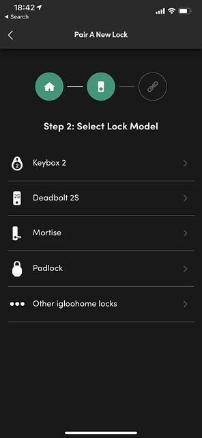 Igloohome iOS - Setup #3