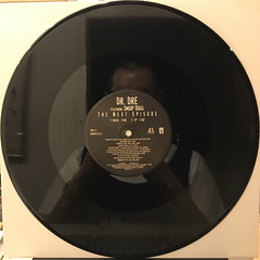 DR. DRE FEATURING SNOOP DOGG:THE NEXT EPISODE(RECORD SIDE-A)