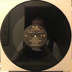 DR. DRE FEATURING SNOOP DOGG:THE NEXT EPISODE(RECORD SIDE-B)