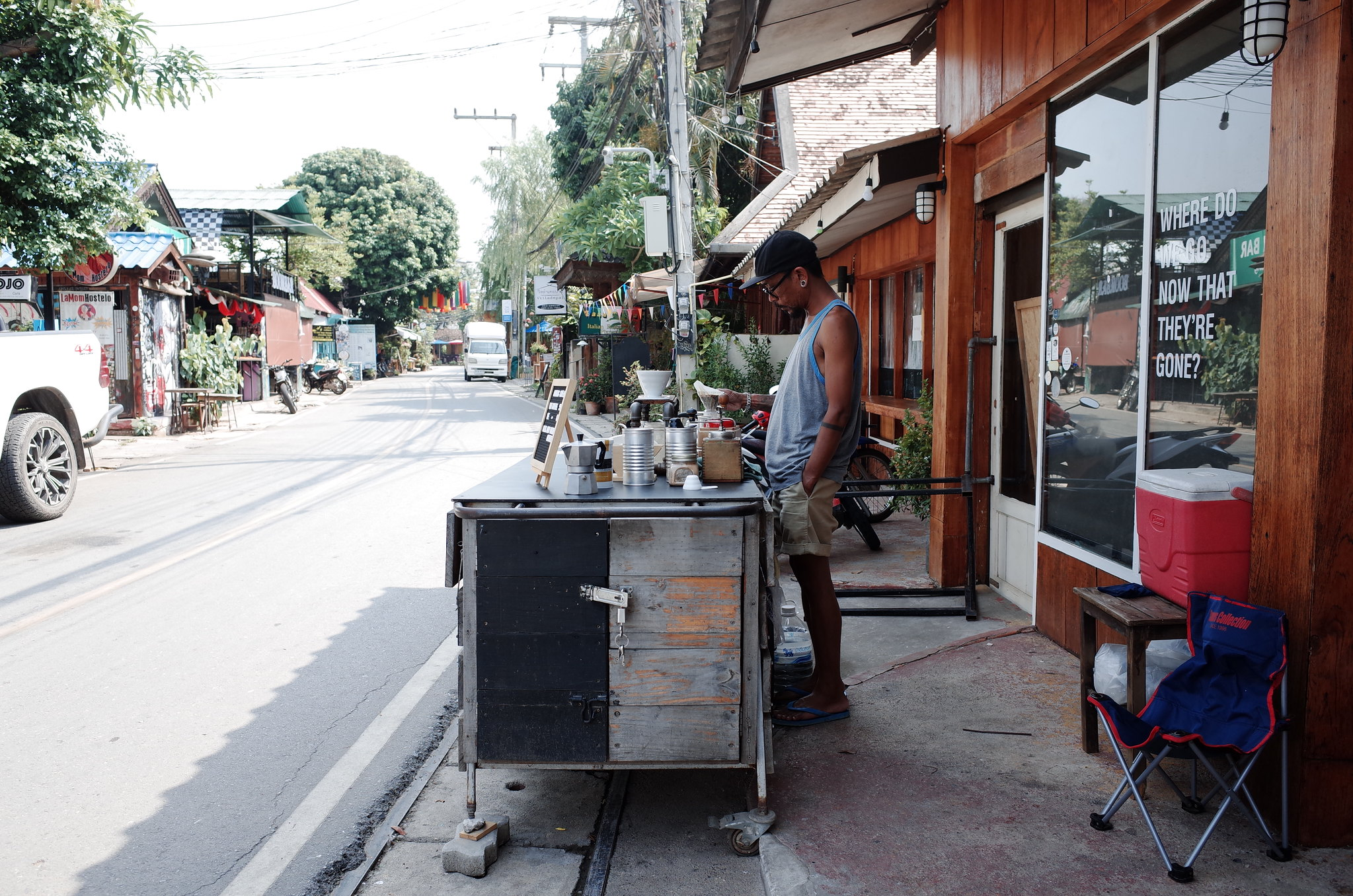 Analog Coffee - Cà phê ở Pai