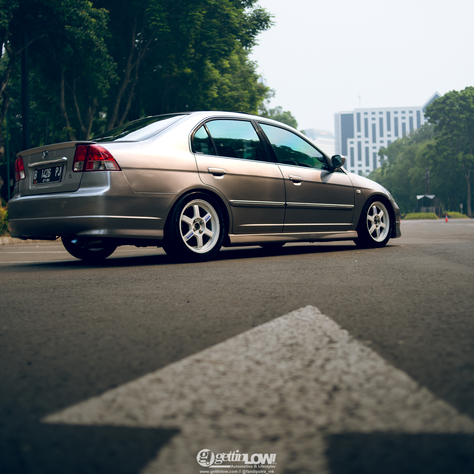 Civic ES at GBK