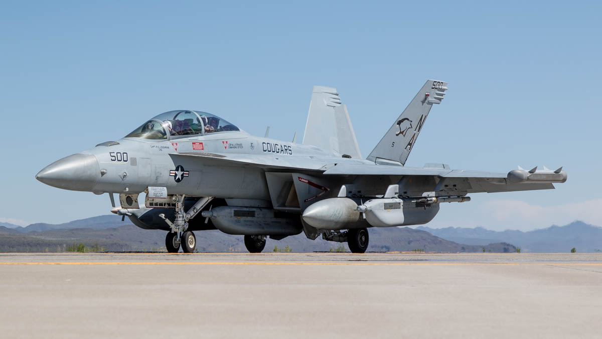 UK Airshow Review Forums • CAG and other coloured aircraft-Fallon