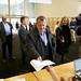 EP19: Statsministeren stemmer