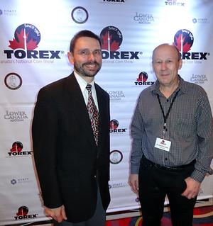 2013-10-27 Howard Engel & Richard Stockley @ TOREX