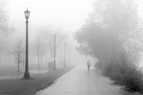A walk into uknown