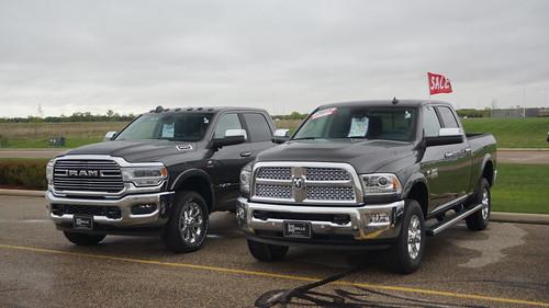 2019 & 2018 Ram 3500 & 2500 Laramie Pick-Up's Photo