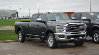 2019 Ram 3500 Laramie Crew Cab 4X4 Long Box Pick-Up | by Crown Star Images