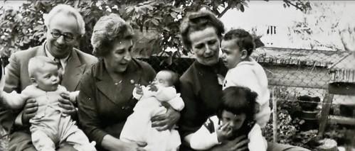 Leo Kadman family
