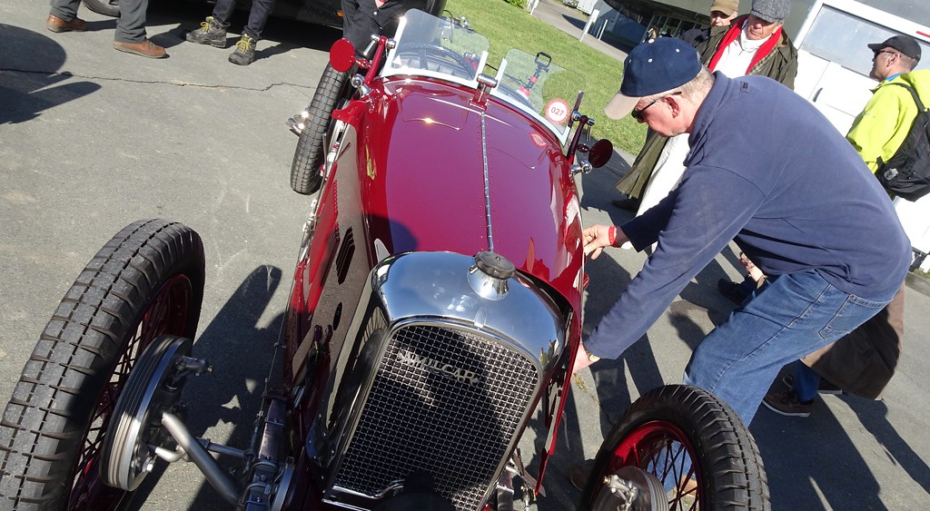 Amilcar C6 Voiturette 1928 Thornley Kelham Restauration 47936012373_506caece48_b