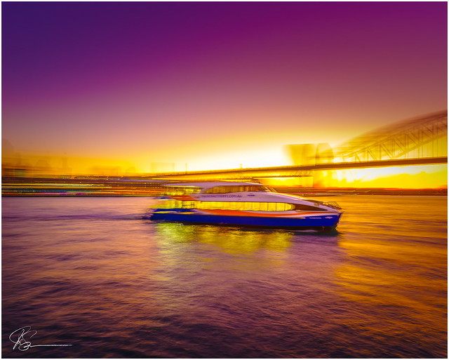 Manly Fast Ferries...