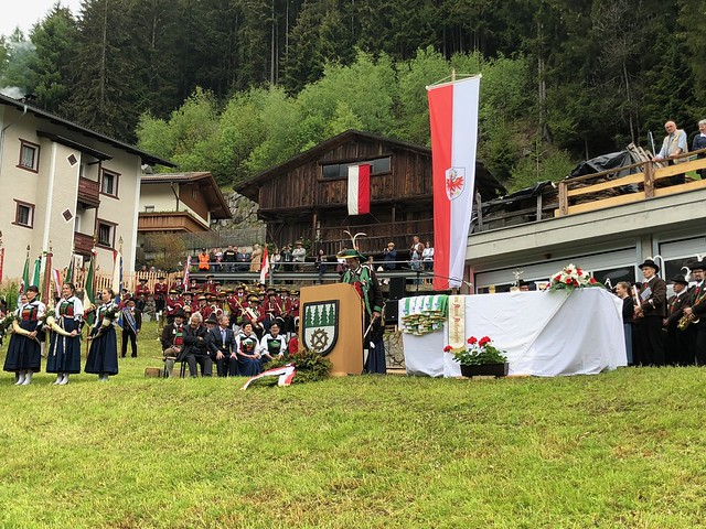 Gesamt Pustertaler Treffen Mühlwald, 26.05.2019