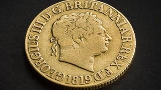 1819 George III Sovereign
