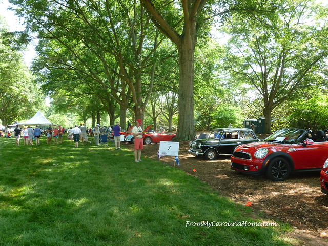 SBMOC Car Show at FromMyCarolinaHome.com