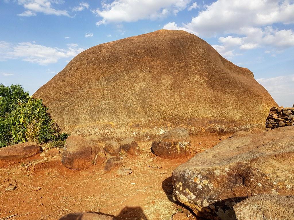 Lioness of Gobodura, okolice Aksum