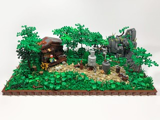 Moonshiner | by lego.insomnia