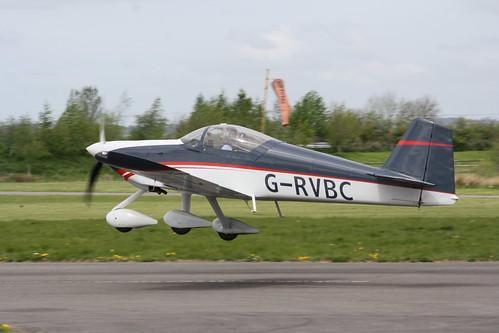 G-RVBC Vans RV-6A [PFA 181-12618] Henstridge 280419