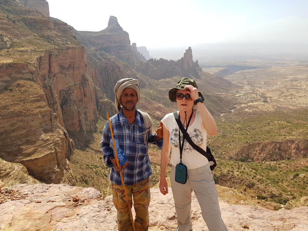 Wejście do Maryam Korkor oraz Daniel Korkor, Tigray