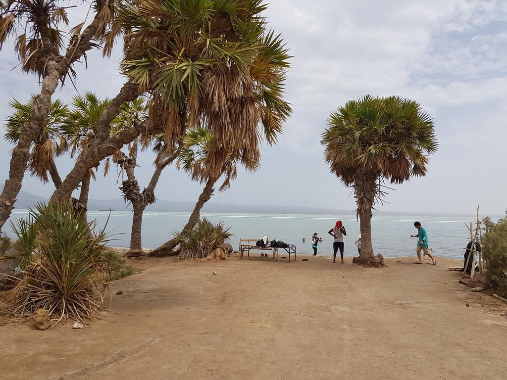 Słone Jeziora Afrera, Etiopia