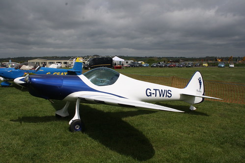 G-TWIS Silence Aircraft Twister [LAA 329-14954] Henstridge 280419