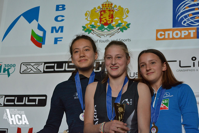 SOFIA, EUROPEAN YOUTH CUP 2019