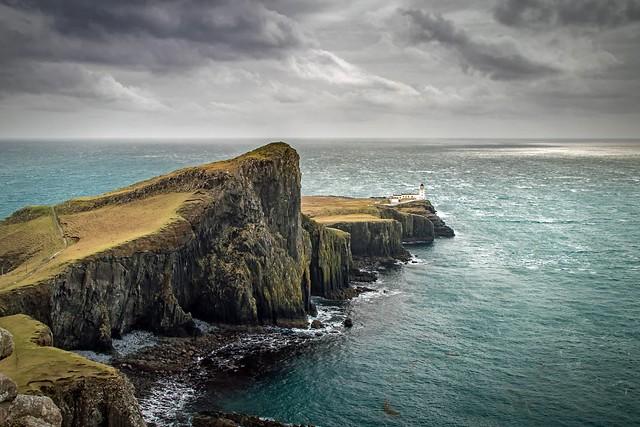 NEIST POINT LIGHTHOUSE, Isle of Skye.