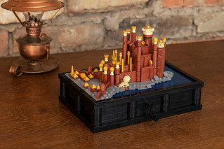 GoT - Red Keep | by Legopard