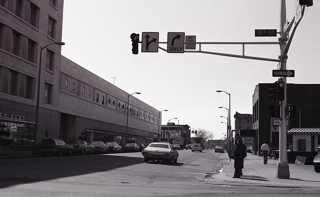 Revisiting the Past: Southwest Down California Street
