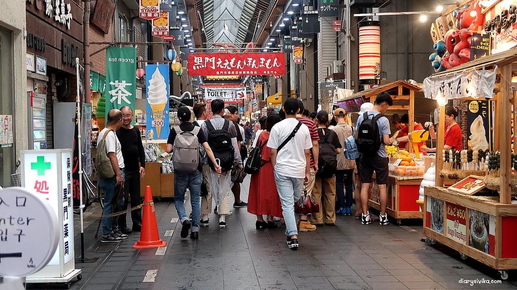 kuromon ichiba market 3