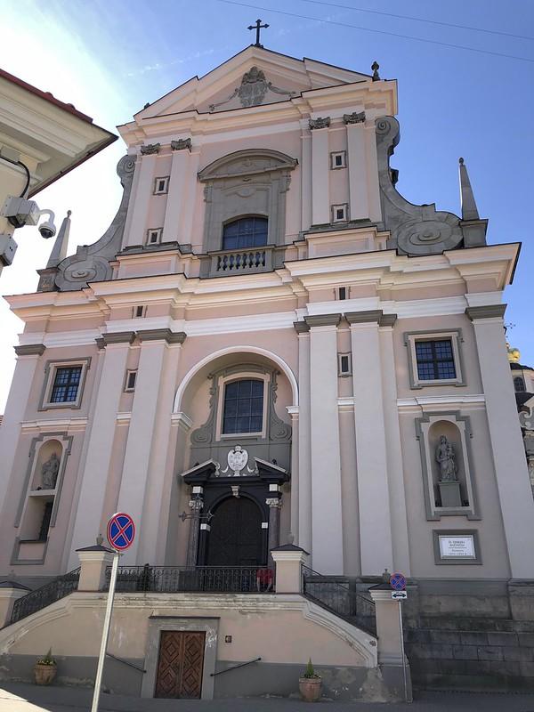 Pyhän Teresan barokkikirkko