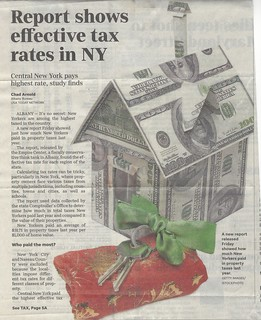 Tax rate money graphic