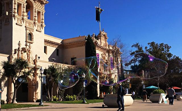 Bubbles in Balboa