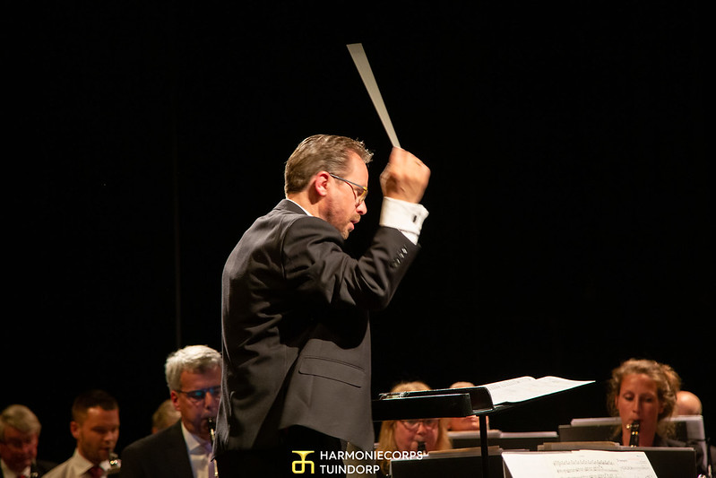 HCT Dirigent Bert Willemsen