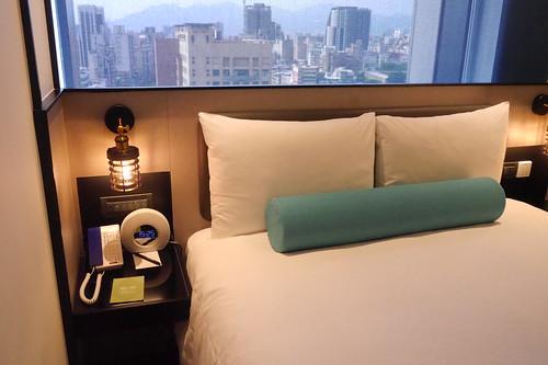 房間+早餐