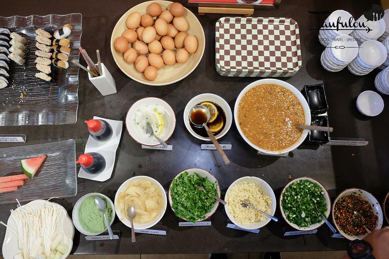 Sukishi Japanese Sukiyaki (9)