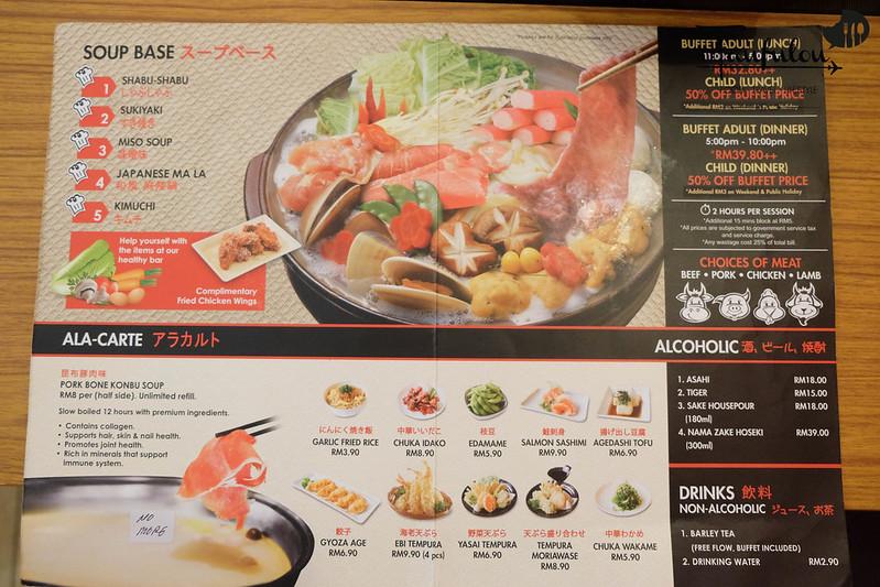 Sukishi Japanese Sukiyaki (16)