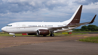 9H-BBJ | B737-7BC(BBJ) | Privajet | by Mark Remmel