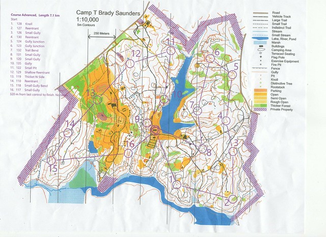 CVOC Diet AR and Foot Orienteering Map