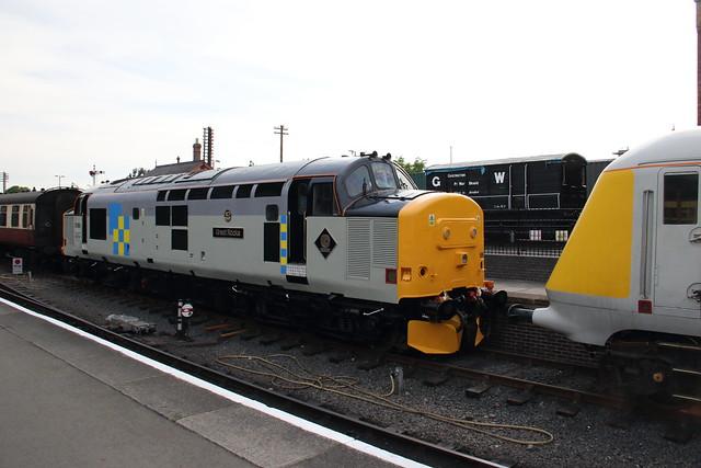 37688 Severn Valley Railway Diesel Gala
