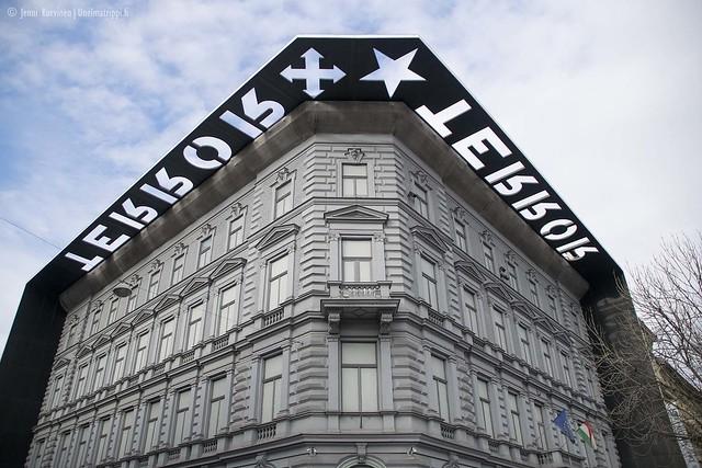 Terrorin talo, Budapest