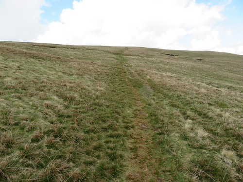 18 - The old path to High Street summit | by samashworth2