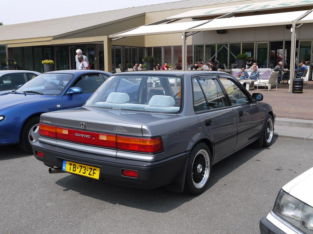 Kelebihan Honda Civic 1988 Murah Berkualitas