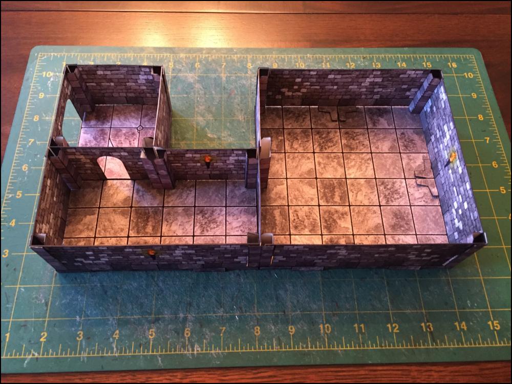 Example modular build