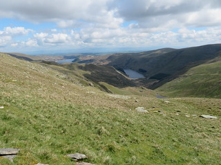 12 - A view northeast across Haweswater to Selside Pike | by samashworth2