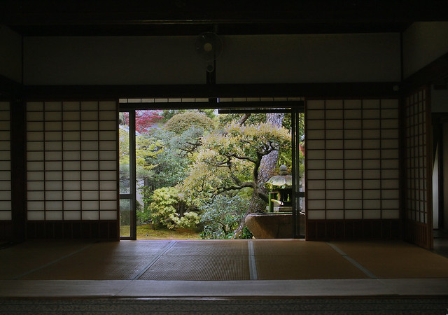 Miyokenji Temple. 妙見寺. Kyoto