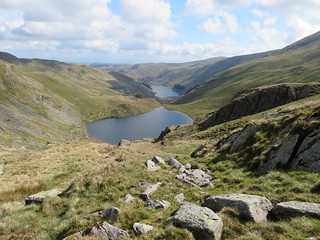 5 - A view across Small Water to Haweswater | by samashworth2
