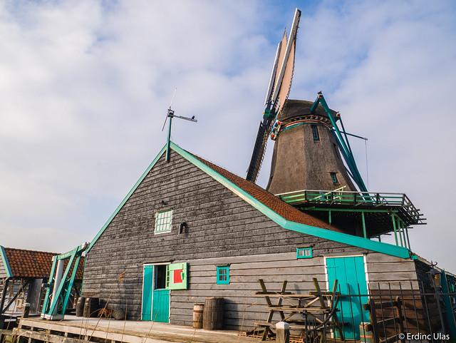 Windmill, Zaanse Schans
