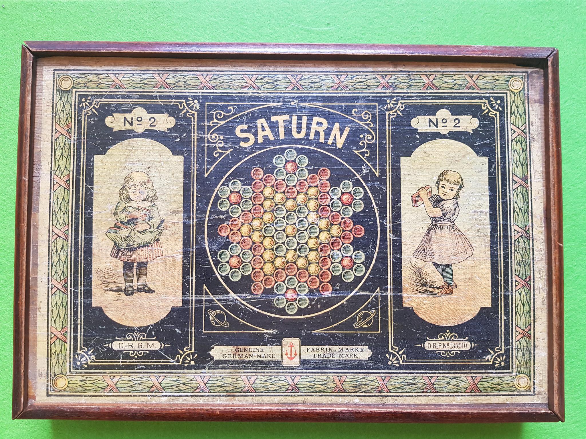 F. Ad. Richter - Anker Baukasten Saturn No. 2