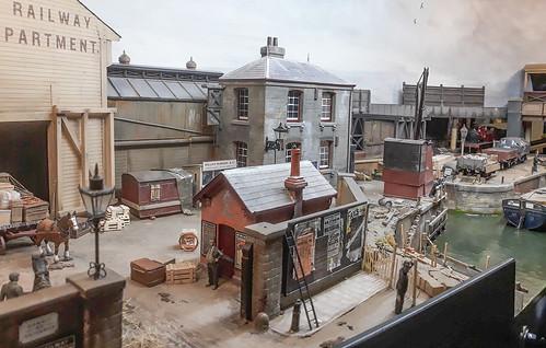 Midland in Bristol - Yard Entrance